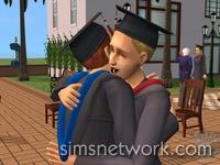 De Sims 2 Studentenleven