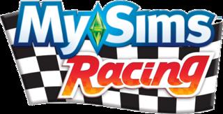 MySims Racing logo