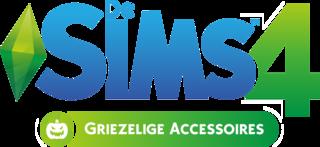 De Sims 4: Griezelige Accessoires Logo