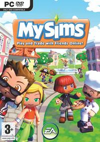 MySims Made For PC box art packshot