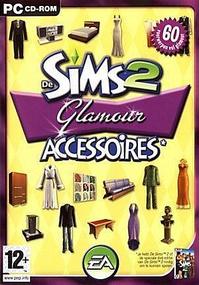 De Sims 2: Glamour Accessoires box art packshot