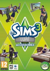 De Sims 3: Luxe Accessoires box art packshot