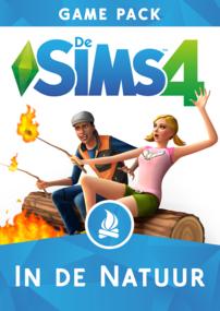 De Sims 4: In de Natuur box art packshot