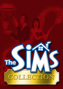The Sims Collection (La Gazzetta Dello Sport) packshot box art