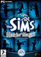 The Sims: Makin' Magic box art packshot