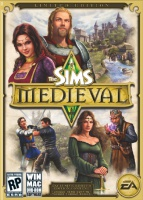 The Sims Medieval (Limited Edition) box art packshot