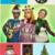 The Sims 4: Holiday Celebration Pack Packshot Box Art