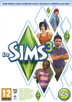 De Sims 3: Refresh box art packshot