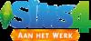 De Sims 4: Aan het Werk logo