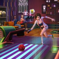 The Sims 4: Bowling Night Stuff