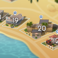The Sims 4: Oasis Springs world neighbourhood #6