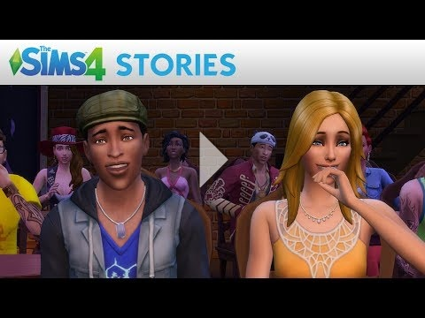 The Sims 4: Stories Official Gameplay Trailer
