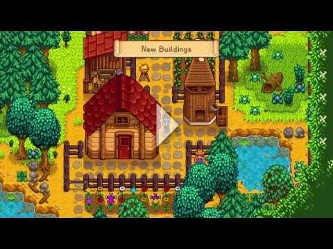 Stardew Valley 1.1 Launch Trailer