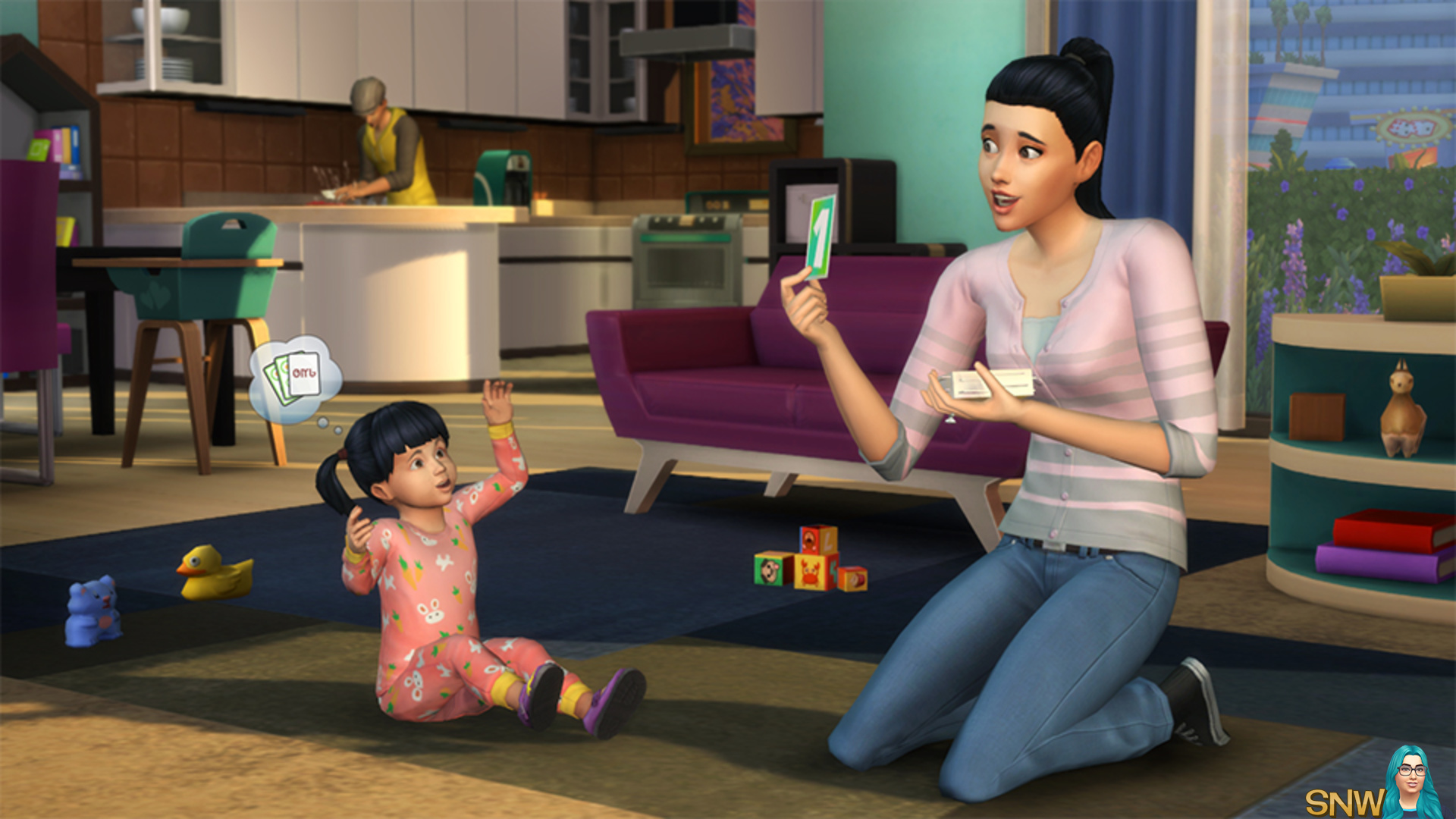 The Sims 4: Toddlers